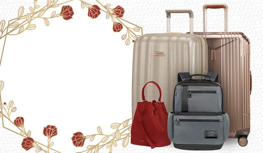 Valentine 2019 - Koffers en tassen om van te houden